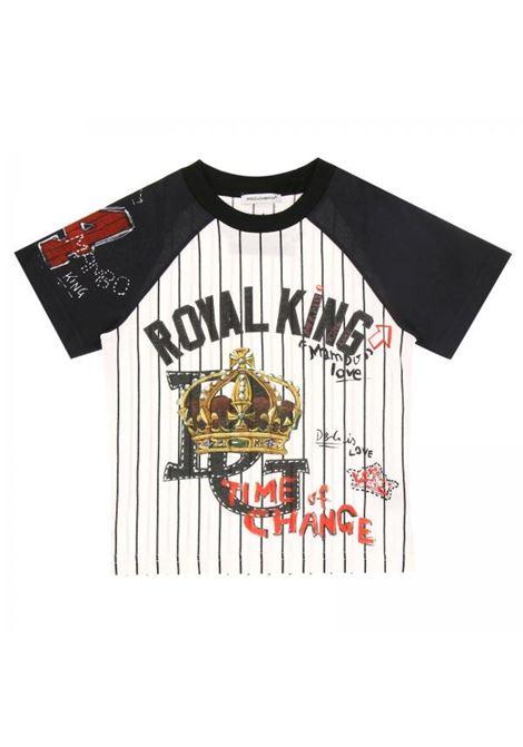 DOLCE & GABBANA | T-shirt | L4JT8I G7OQXHWT09
