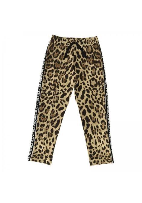 DOLCE & GABBANA | Pantalone | L5JP4C G7QENHK13M