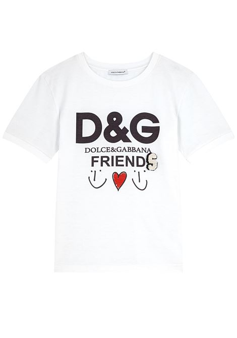 DOLCE & GABBANA | T-shirt | L5JTBT G7QDXHWU04