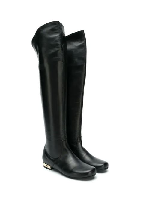 Tall woman boot ELISABETTA FRANCHI KIDS | Shoes | 5851101