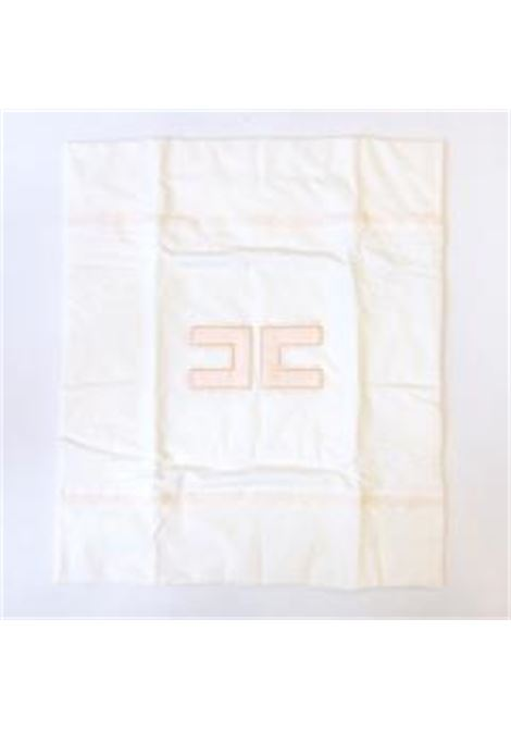 Coperta neonato con logo ELISABETTA FRANCHI KIDS | Coperte | ENCO03-FE116-SE0240102