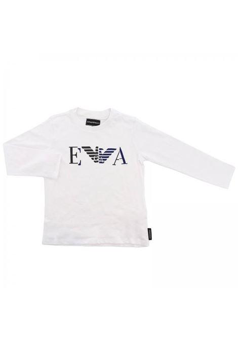 EMPORIO ARMANI KIDS | T-shirt | 6Z4TF3 1J00Z0100