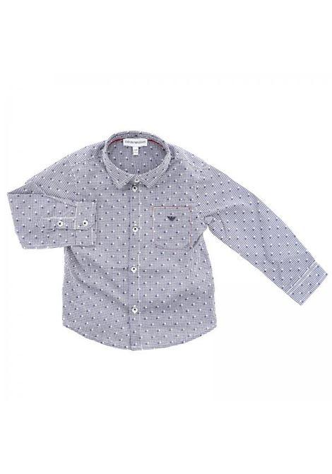 EMPORIO ARMANI KIDS | Camicie | 6ZHC03 4NGEZF901