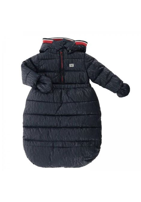 Newborn jacket suit EMPORIO ARMANI KIDS | Suits | 6ZHL07 4NGHZF902