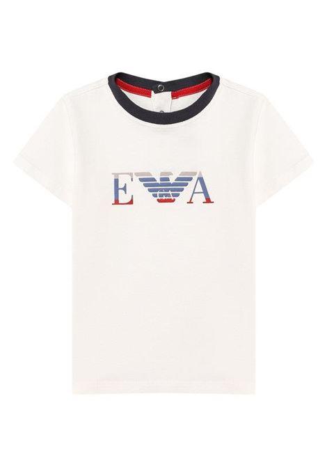 EMPORIO ARMANI KIDS | T-shirt | 6ZHT01 4J09Z0138