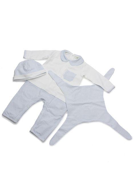 Three-piece baby set FENDI KIDS | Kit | FSW232 NNWF0AKA