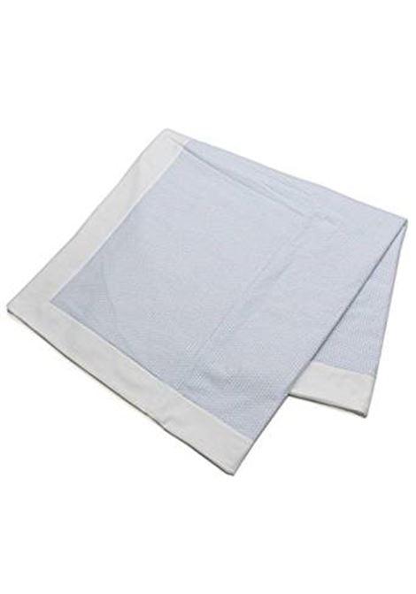 Logoed newborn blanket FENDI KIDS | Blankets | FSW311 2EEF0UE0