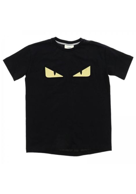 FENDI KIDS | T-shirt | JUI001 7AJF0QA1