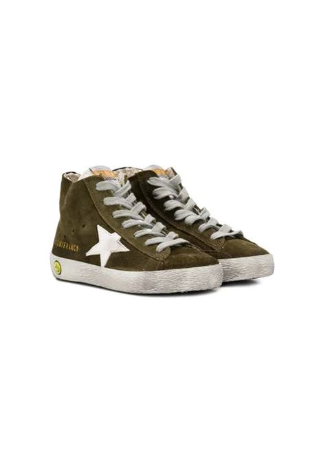 Superstar child high sneakers GOLDEN GOOSE KIDS | Sneakers | G33KS302V8