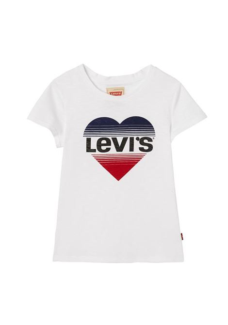 Baby t-shirt with logo LEVIS ITALIA KIDS | T-shirt | NM1051701