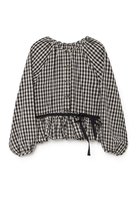 Checkered baby girl blouse LITTLE CREATIVE FACTORY | Bluse | 063 181-602601