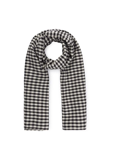 Girl checkered scarf LITTLE CREATIVE FACTORY | Scarf | 094A 181-905101