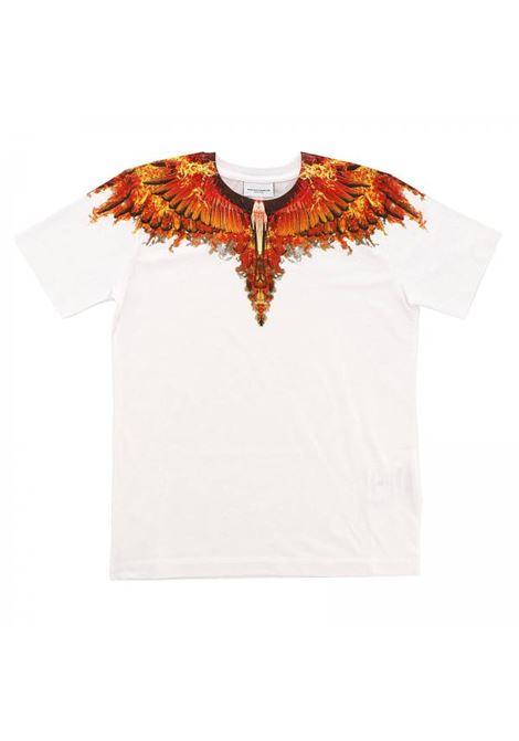 Kids T-shirt with print MARCELO BURLON KIDS | T-shirt | 1166-0010B000
