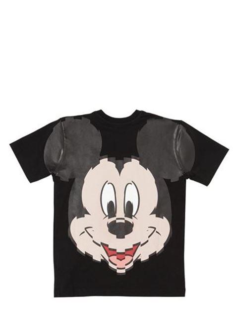 T-shirt bambino con stampa sul retro MARCELO BURLON KIDS | T-shirt | 1181-0010B010