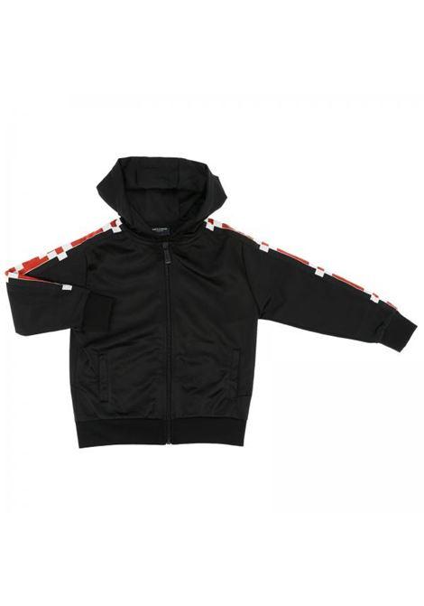 Kids sweatshirt with side bands MARCELO BURLON KIDS | Sweatshirts | 2211-0051B010