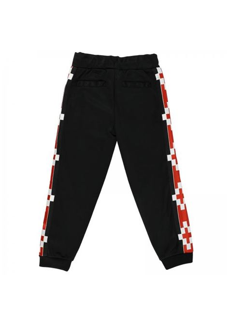 Child trousers with side bands MARCELO BURLON KIDS | Trousers | 3011-0051B010