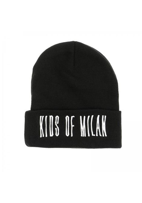 Baby hat with embroidery MARCELO BURLON KIDS | Hats | 9101-8000B010