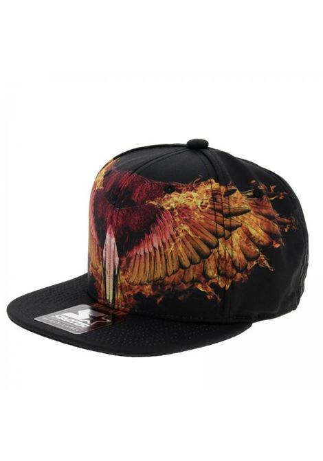 Baby hat with print MARCELO BURLON KIDS | Hats | 9177-0301B010