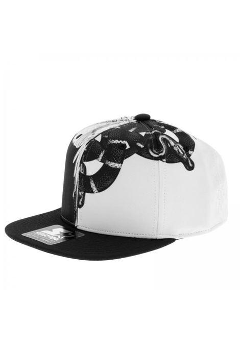 Bicolor baby hat MARCELO BURLON KIDS | Hats | 9178-0301B010