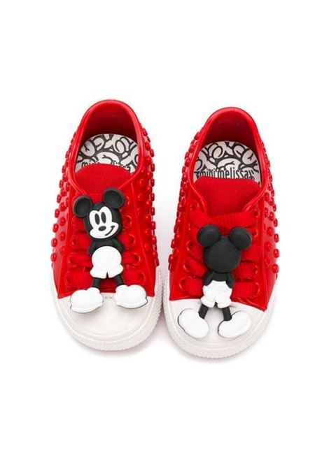 con topolino applicato MINI MELISSA KIDS | Sneakers | 3237801371