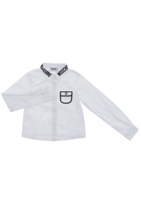 MOSCHINO KIDS | Camicia | HDC010LMA0110101