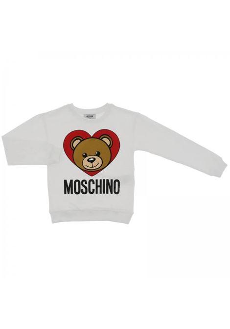 MOSCHINO KIDS | Girocollo | HDF01RLDA0310063