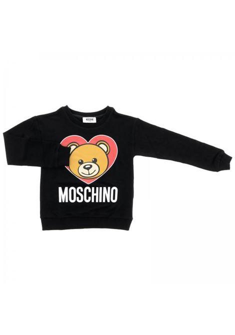 MOSCHINO KIDS | Girocollo | HDF01RLDA0360100