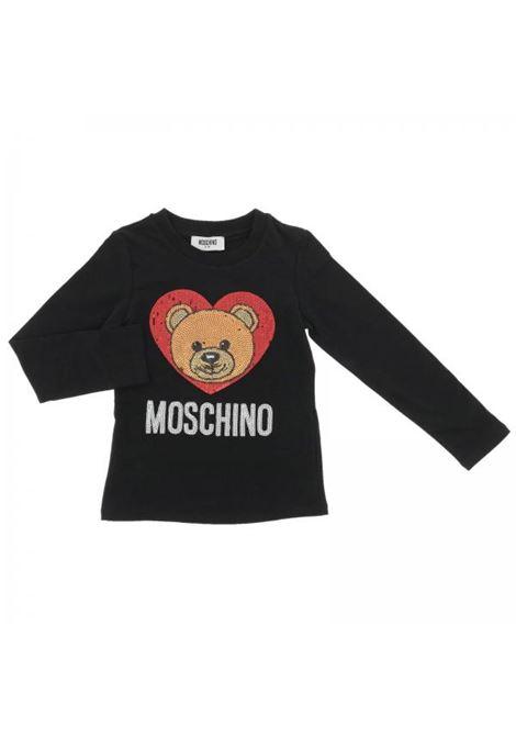 MOSCHINO KIDS | T-shirt | HEM02ALBA0760100