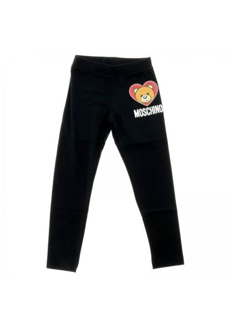 MOSCHINO KIDS | Leggings | HEP02RLBA0460100
