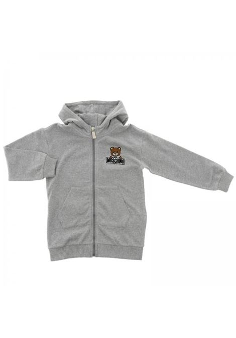 Felpa bambina Teddy bear MOSCHINO KIDS | Felpe | HUF020LDA0360901