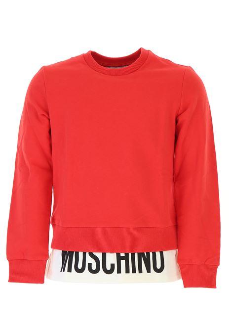 MOSCHINO KIDS | Maglia | HUF027LDA0750109