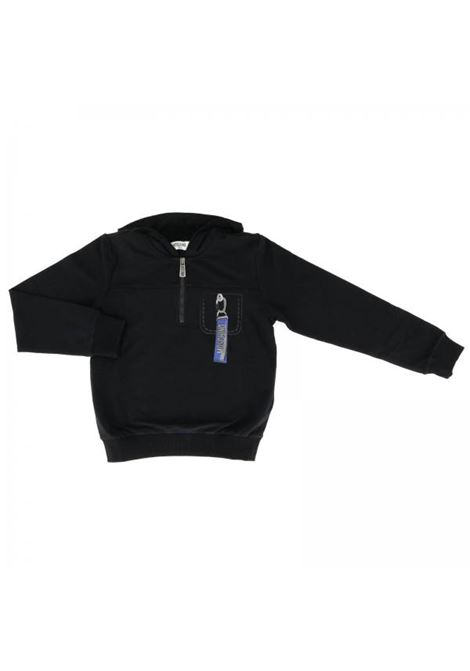 Kids sweatshirt with zip MOSCHINO KIDS | Sweatshirts | HUF02ALDA0760100