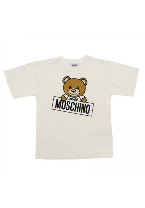 MOSCHINO KIDS | T-shirt | HVM01NLBA0410063
