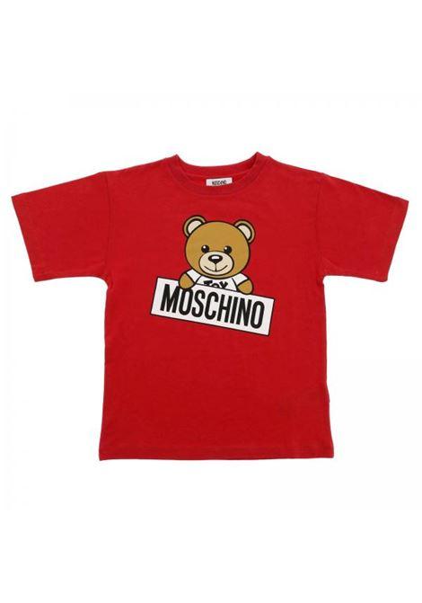 MOSCHINO KIDS | T-shirt | HVM01NLBA0450109