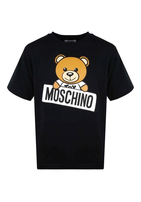 MOSCHINO KIDS | T-shirt | HVM01NLBA0460100
