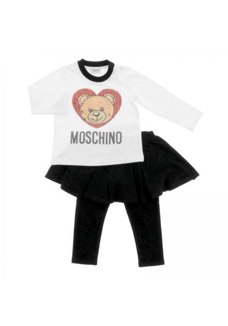 Completo neonata Teddy bear MOSCHINO KIDS | Completi | MDK018LBA0783933
