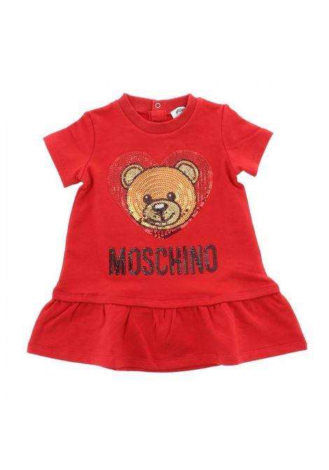 MOSCHINO KIDS |  | MDV06PLDA1050109