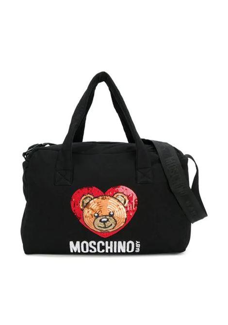 MOSCHINO KIDS |  | MOX02ULDA1060100