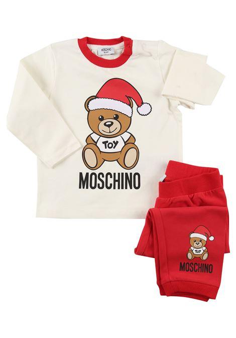 MOSCHINO KIDS |  | MUK01SLBA0683979