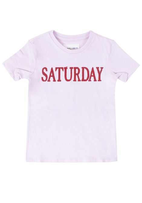 Saturday girl's T-shirt ALBERTA FERRETTI JUNIOR | T-shirt | 020303042
