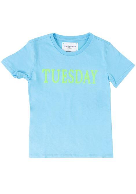 T-shirt bambina Tuesday ALBERTA FERRETTI JUNIOR | T-shirt | 020303T051