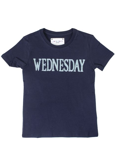 Wednesday girl t-shirt ALBERTA FERRETTI JUNIOR | T-shirt | 020303T060