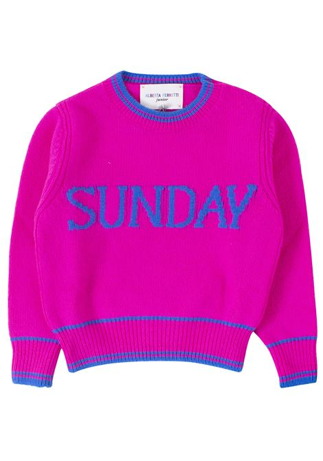 Baby girl sweater Sunday ALBERTA FERRETTI JUNIOR | Pull | 020304044