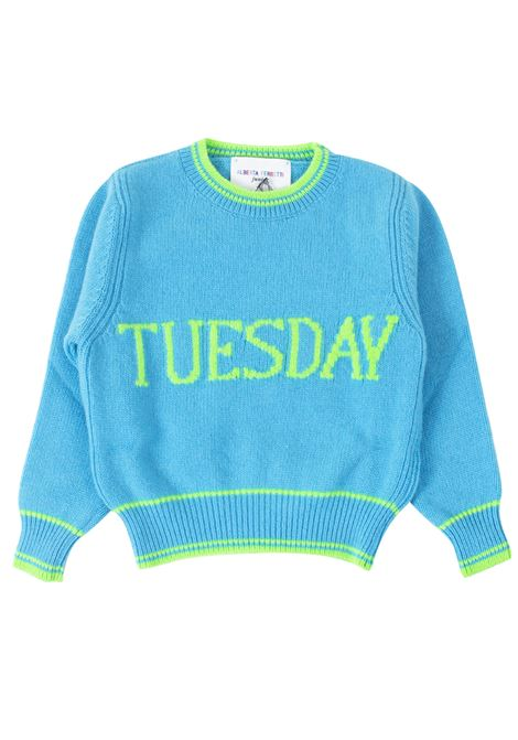 Baby girl sweater Tuesday ALBERTA FERRETTI JUNIOR | Pull | 020304051