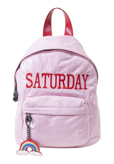 Saturday child's backpack ALBERTA FERRETTI JUNIOR | Backpack | 020748042