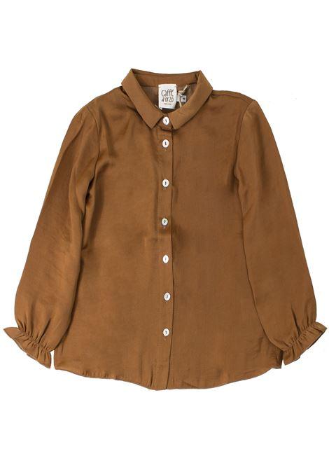 Camicia bambina CAFFE' D'ORZO | Camicia | DIONEAT03