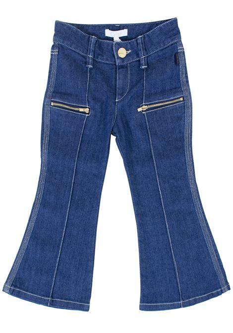 Baby girl pant CHLOE' KIDS | Trousers | C14602TZ10