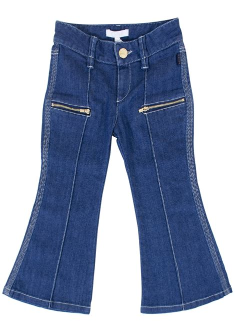 Baby girl pant CHLOE' KIDS | Trousers | C14602Z10