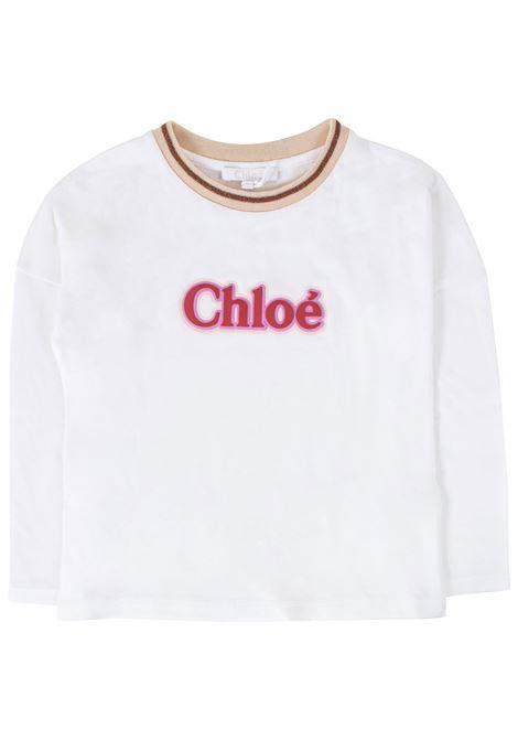 Little girl t-shirt CHLOE' KIDS | T-shirt | C15A62117