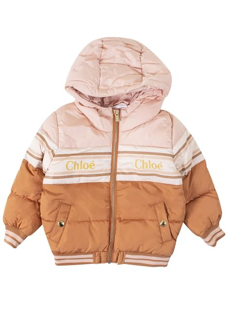 Baby down jacket CHLOE' KIDS | Padded jackets | C16355237
